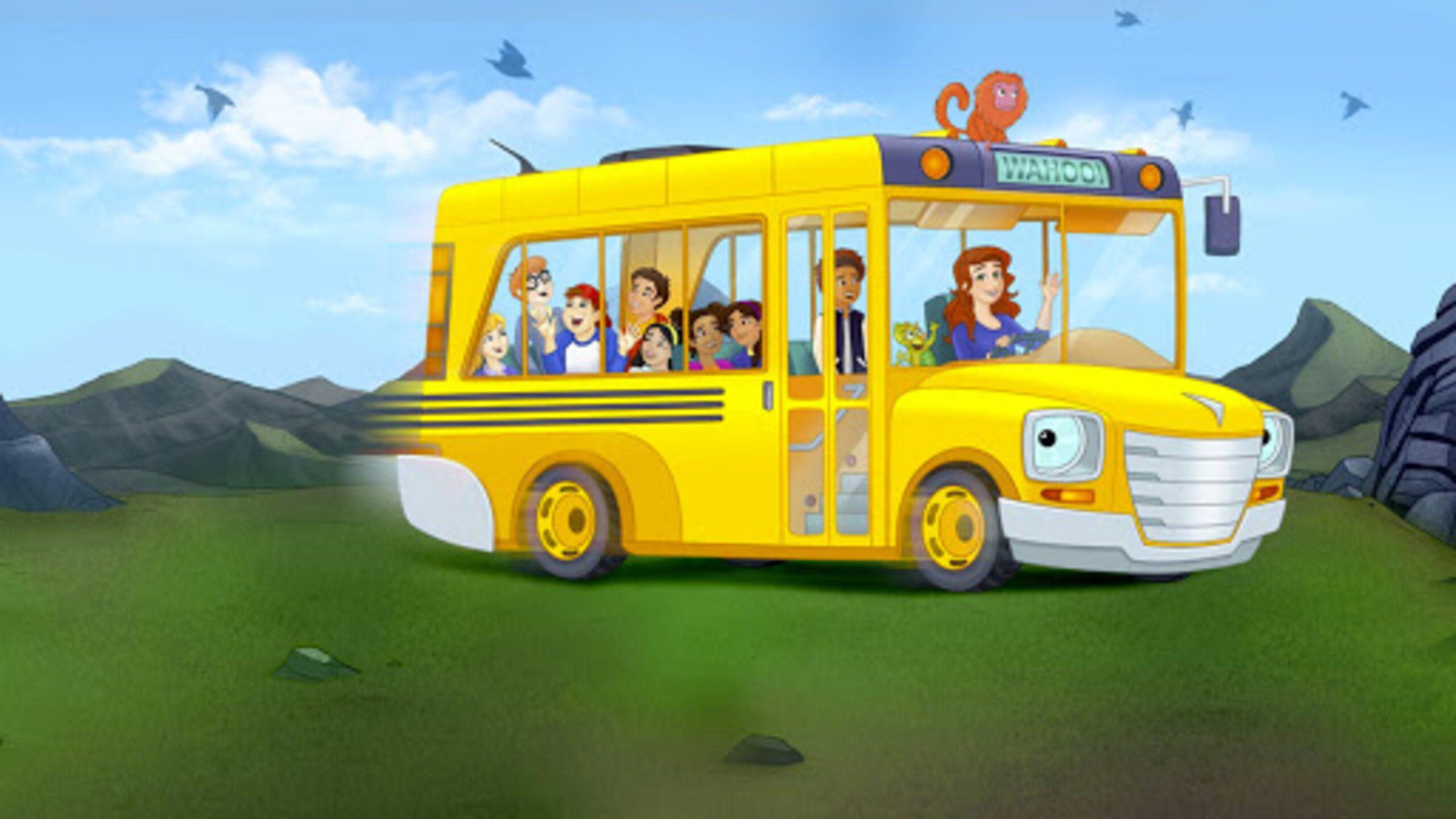 il magico scuolabus